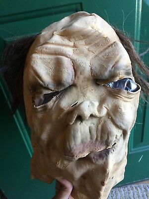 Vintage Rare 1980 Don Post Mask Only One Like It?