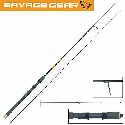 Savage Gear MPP2 Spin 251cm 3-14g - Spinnrute, Barschrute, Ultra Light Rute