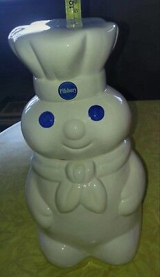 Pillsbury doughboy  24 pcs cookie jar salt pepper napkin holder and more