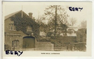 Paper Mill Laverstoke Hampshire