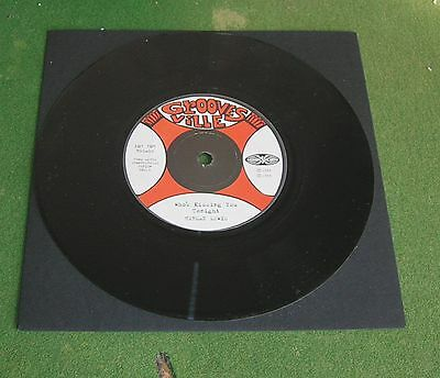 "Herman Lewis Who""s Kissing You Tonight Grooves Ville  Label One Side Only Re Iss"