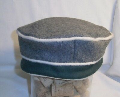 WWI IMPERIAL GERMAN HEAVY CAVALRY FIELD CAP - reproduction