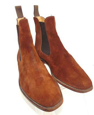 CHELSEA/JODHPUR BOOTS SIZE 8 G Fit CHARLES TYRWHITT BOOTS RRP £99 LOAKES/BARKERS