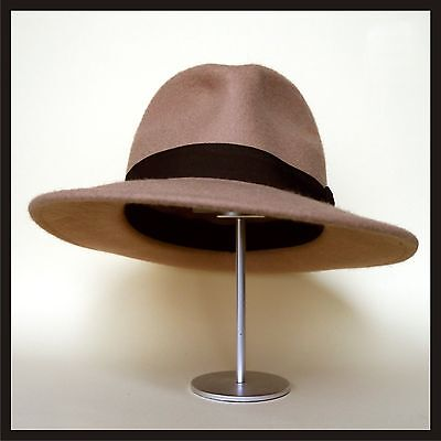 1920s 1940s style FEDORA hat GANGSTER Capone BOGART swing Lindy Hop 57