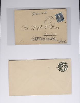 US - 2 Covers Lot # 230