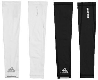 Adidas Climachill UV Arm Sleeves TXM4013S7 New - Choose Color & Size!