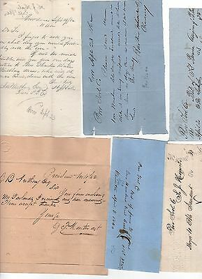 1862 PROVIDENCE TOOL COMPANY Document Lot CIVIL WAR Rifles GUNS Works UNION RI