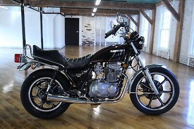 1981 Kawasaki KZ440 LTD  1981 Kawasaki KZ440 D2 LTD Absolutely Museum Quality MINT Looks & Runs Like New