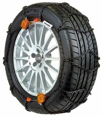 WEISSENFELS SNOW CHAINS RTS CLACK & GO SUV GR 12B 285/45-19 M+S 13 mm THICKN 224