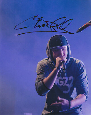 Classified Signed Autograph  8X10 Photo Rap  Exact Proof #2
