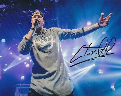 Classified Signed Autograph  8X10 Photo Rap  Exact Proof
