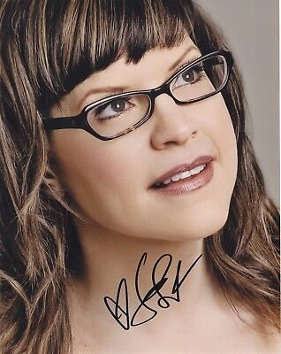Lisa Loeb Signed Autograph Music 8X10 Photo Proof #2