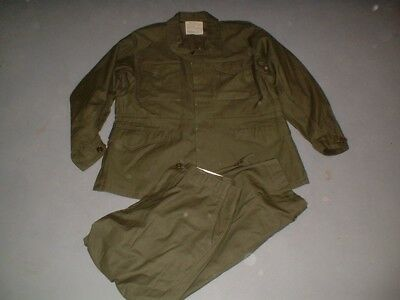WW2 Repro US M43 Jacket and Trousers