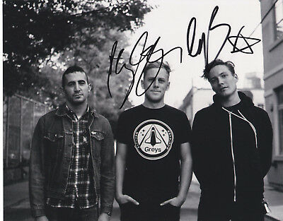 The  Dirty Nil Signed Autographed 8X10 Photo  Kyle Luke  Exact Proof #3