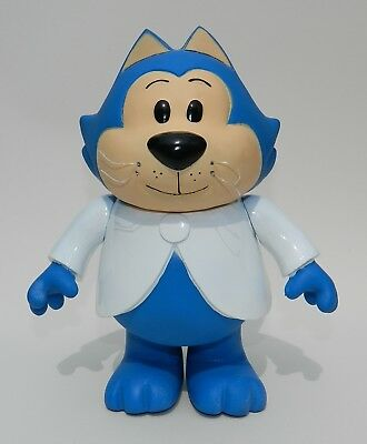 Rare Hanna-Barbera Top Cat Benny The Ball Vinyl Mexican Giant Figure 8'' Tall