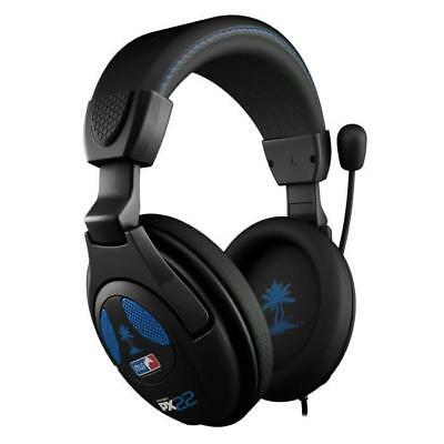 Turtle Beach Micro-Casque Gamer PX22 - Filaire - USB - PS4 / PS3 / Xbox 360 / Xb