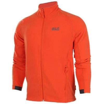 JACK WOLFSKIN Veste Exolight Dynamic Mango Orange Homme