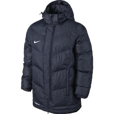 NIKE Manteau Hiver Team Winter - Enfant - Obsidienne