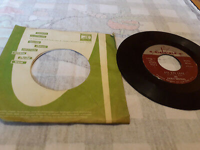 """Single 7"""" THE EVERLY BROTHERS, BYE, BYE LOVE ZTSP 26 301"""