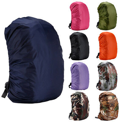 Waterproof Backpack Anti-theft Outdoor Camping Hiking Cycling Dust Rain Cover