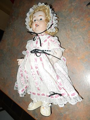 Amazing Full Porcelain Doll App 53 cm Tall