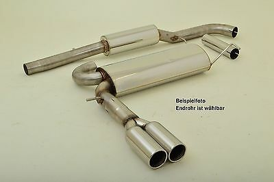 BMW 3 Series GT F34 320i/320ix 2.99in Sports Exhaust System