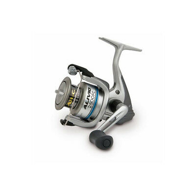 Shimano Alivio 2500 FC Spinrolle Angelrolle Rolle