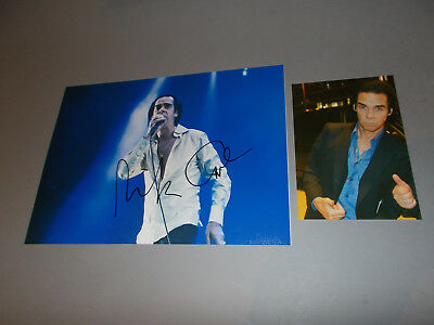 Nick Cave signed signiert autograph  Autogramm auf  20x28 Foto in person
