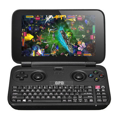 AU GPD WIN Intel X7-8750 Quad Core 64GB Win 10 OS Console Game Pad Tablet 5.5''