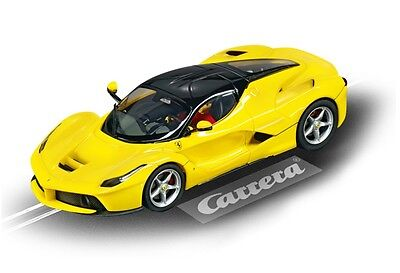 Carrera 27458 Evolution LaFerrari gelb