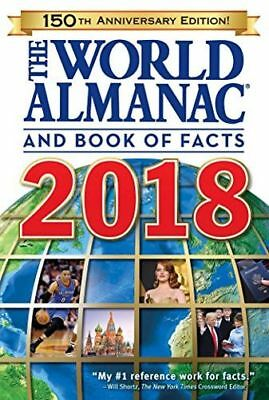 The World Almanac and Book of Facts 2018 (World Almanac and Book of 1600572138