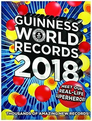 **NEW** - Guinness World Records 2018 1910561711