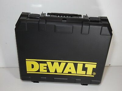 DeWalt empty Box/carrier for 18v  Hammer Drill set NO TOOLS INCLUDED with this