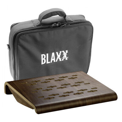 Stagg BX Wood PDLBD Wooden Pedalboard with Gigbag (NEW)