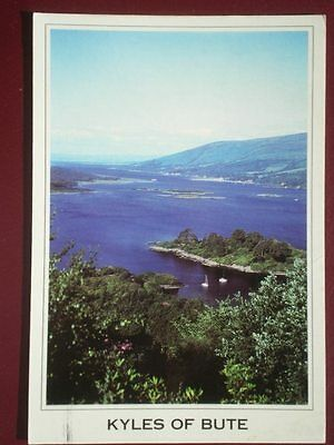 Postcard Bute Kyles Of Bute