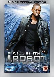 I Robot (Collector's Two Disc Edition) [DVD] [2004], in Good Condition, Peter Sh