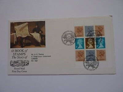 The Story of The Times 1985 FDC