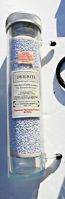 DRIERITE Acrylic 90PSI 200L/Hr Laboratory Gas Drying Dessicant Unit 26800