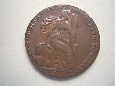 King George V1, 1939 Halfpenny, Uncirculated condition  [132]