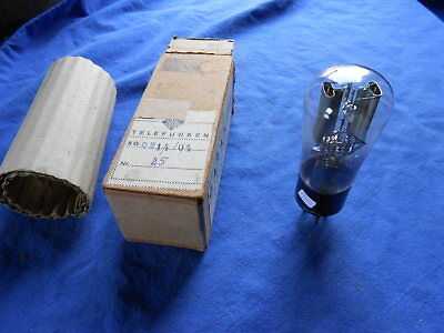 RGQZ  1,4  / 0,4  Telefunken  new in box  NOS
