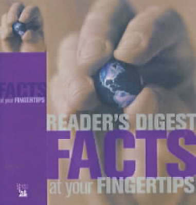 Facts at Your Fingertips (Readers Digest), Reader's Digest, Very Good Book