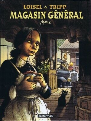 Magasin General * Tome 1 * Marie * Edition Originale * Eo *