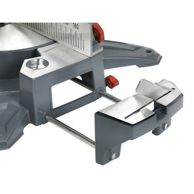 Genuine SEALEY SMS255 | Double Sliding Compound Mitre Saw 250mm