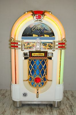 Wurlitzer Elvis  One More Time Omt 1015 Jukebox