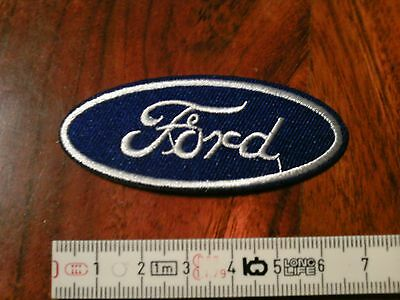 FORD Aufnäher FORD Patch FORD Correctifs FORD Патчи FORD Záplaty 7 x 3 cm IRON