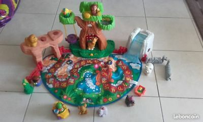 Zoo little people Fisher price alphabétique