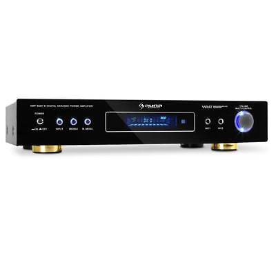 Auna 5.1 Surround Home Cinema Verstärker Karaoke System Amplifier Gesangs Amp