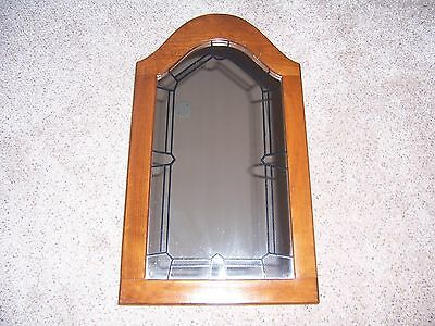 Tiffany Mirror Home Interior Homco Vintage