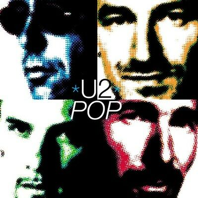 U2 Pop Fridge Magnet