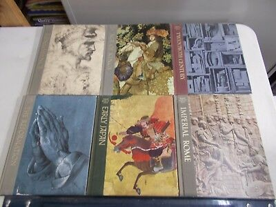 20 Great Ages Of Man Time Life Books Japan Exploration China Rome America Islam